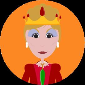 Queen of Persia Vashti Purim