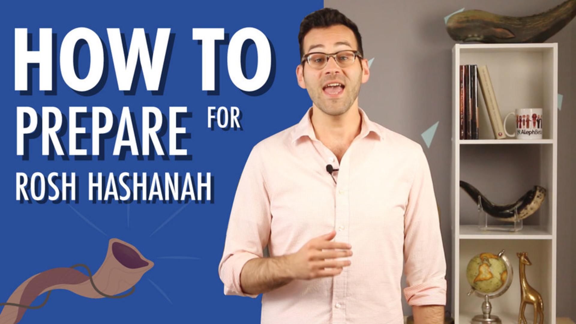 rosh hashanah spiritual preparation guide