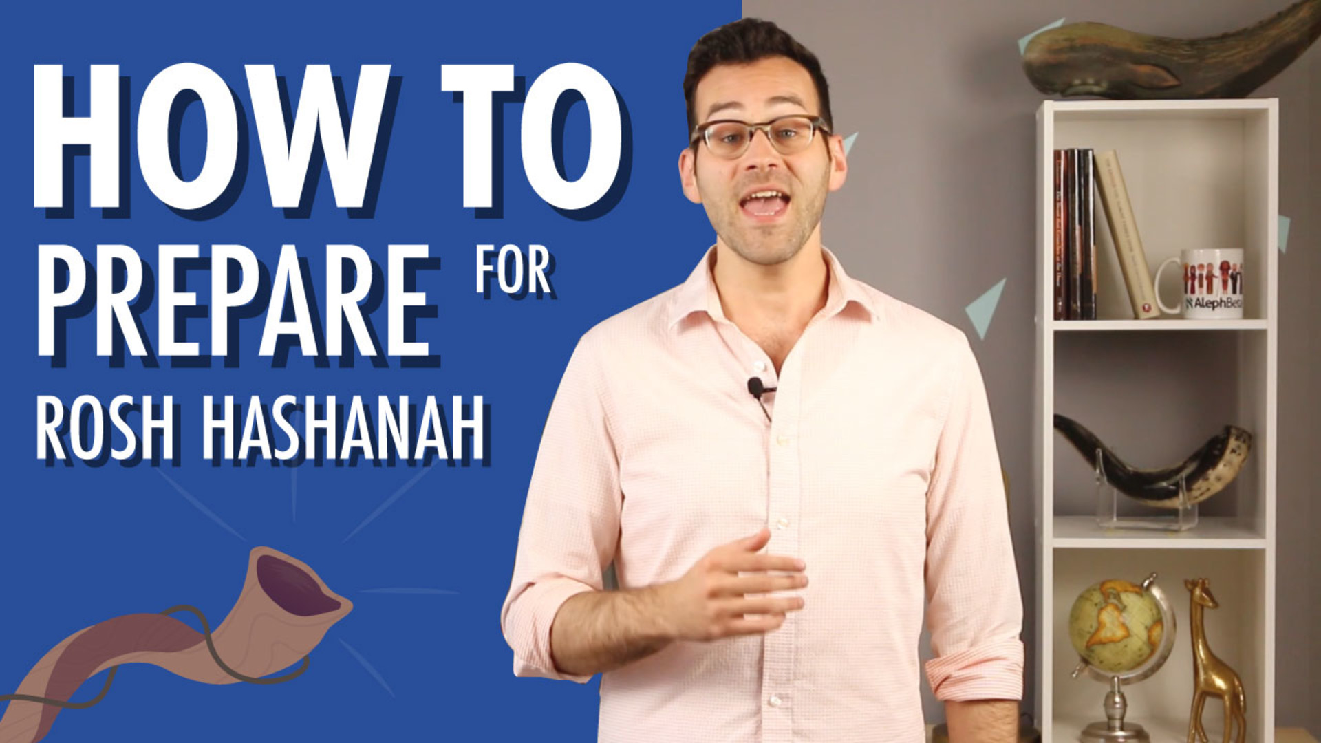 Spiritual preparation for rosh hashanah