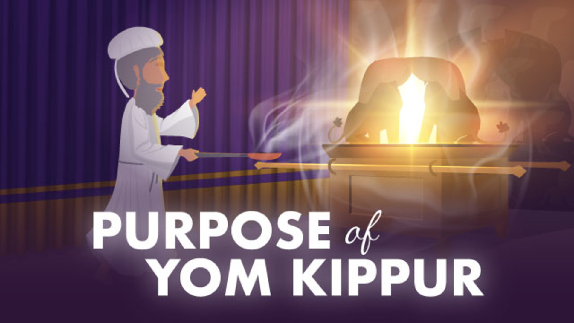 What is Yom Kippur meaning purpose